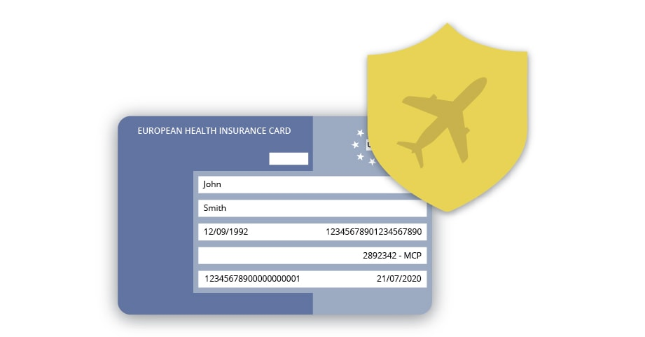 Travel with a EHIC